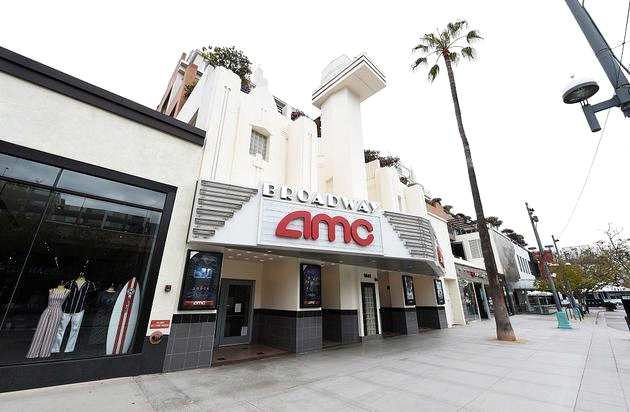 因疫情感染人数激增 美国最大电影院线推迟复业