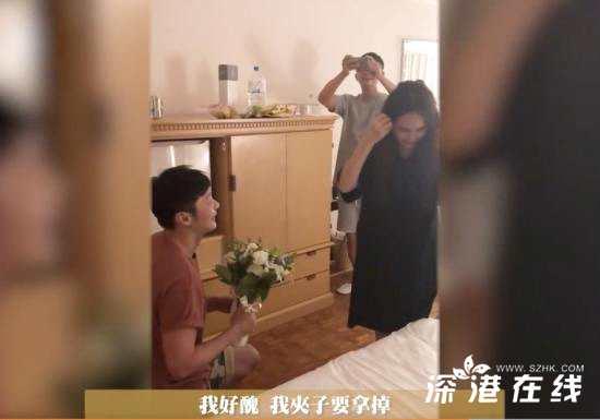 杨丞琳晒李荣浩求婚视频 什么样的场面?【图】