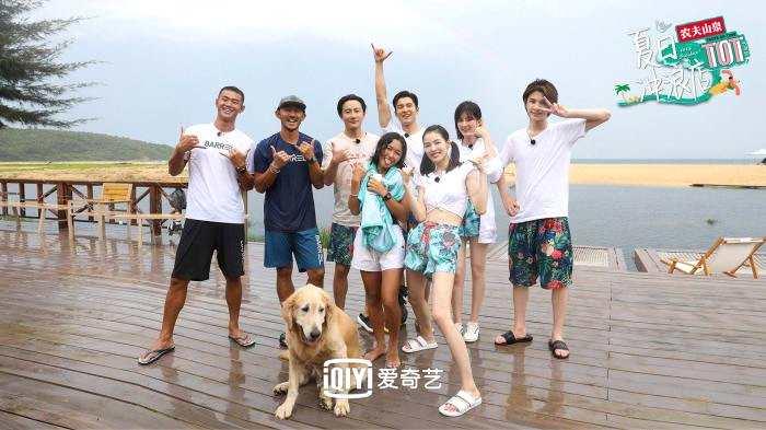 《【杏鑫登陆注册】《夏日冲浪店》迎来首批客人 乔欣服务态度获好评》
