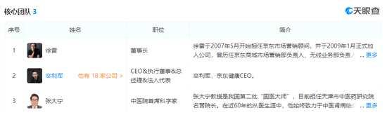 京东健康传赴港上市:最新估值71亿美元 中金公司持股