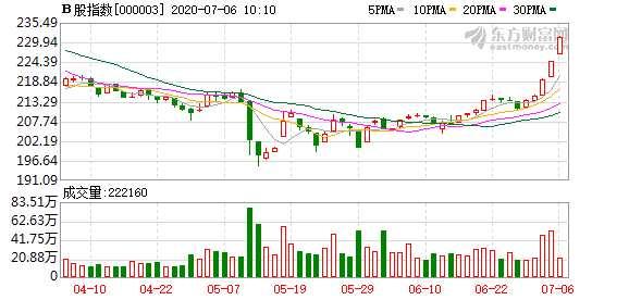 沪深B股开盘上涨:B股指数上涨0.74% 成份B指涨0.08%