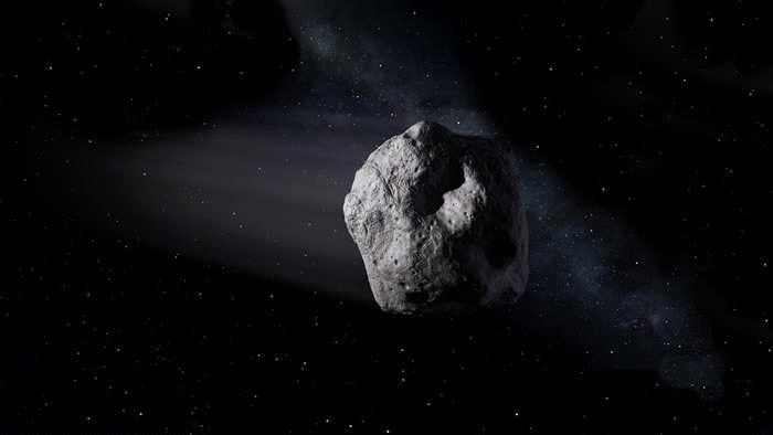 小行星2020 SW超近距离掠过地球太平洋东