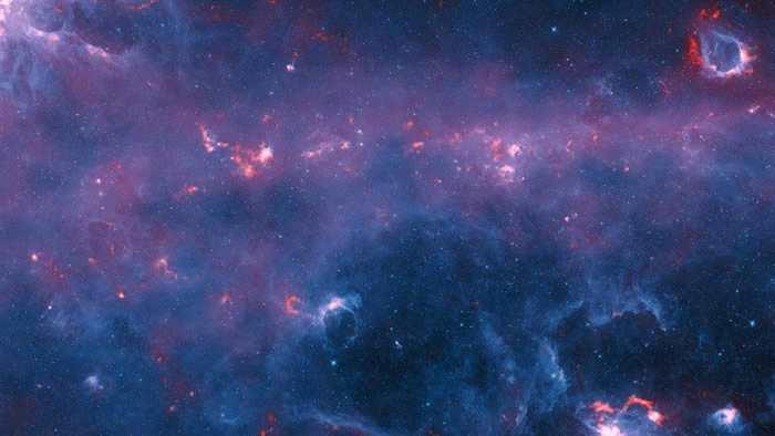 """""""APEX望远镜大区域星系观测"""""""