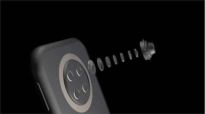 歐菲光一億像素7P光學鏡頭啟動小批量產