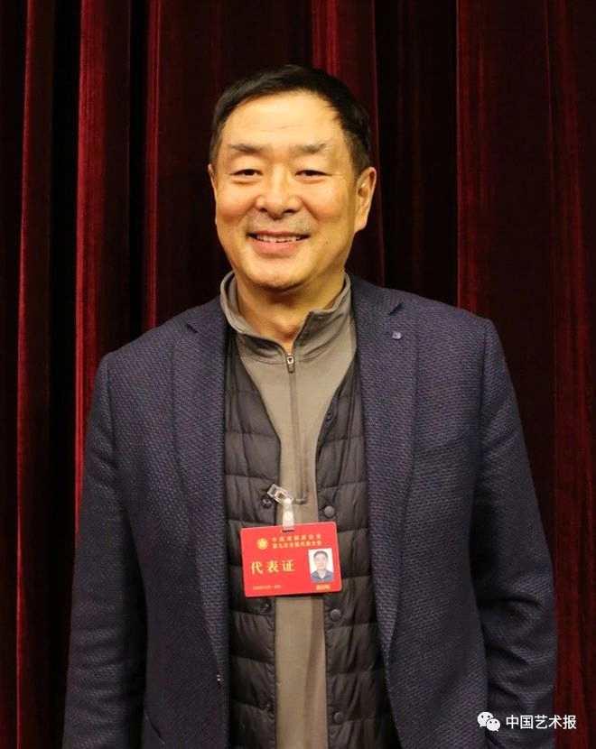 濮存昕当选中国戏剧家协会新一届主席