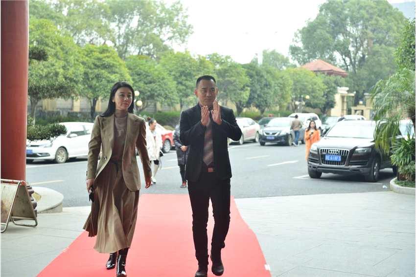 《【杏鑫代理注册】吉安县电影《千年窑火》剧组出席新闻发布会》