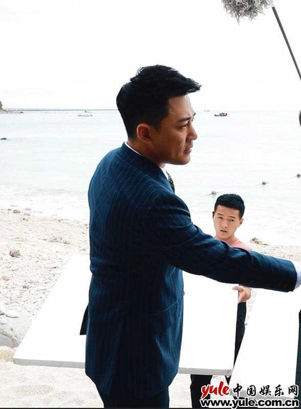 《星辰大海》曝路透视频  刘涛林峯同框飙戏获赞