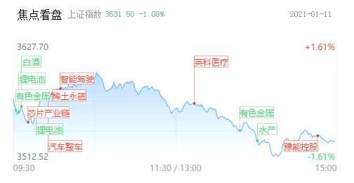 【每日收評】跌停潮!抱團主線集體殺跌,金龍魚一度大跌14%
