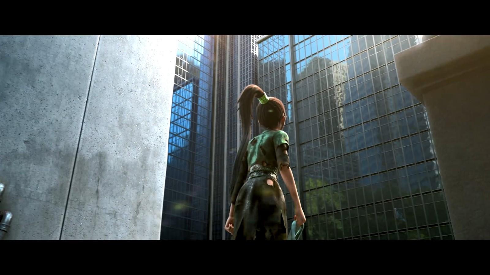 《白蛇2:青蛇劫起》预告片公开 小青被法海打入现代都市