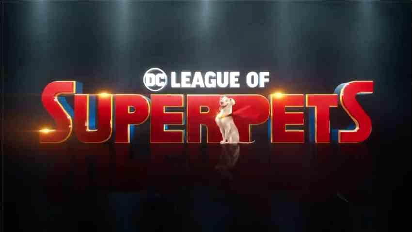 《【2号站账号注册】动画电影《DC超级宠物联盟》预告片发布 巨石强森为超狗配音》