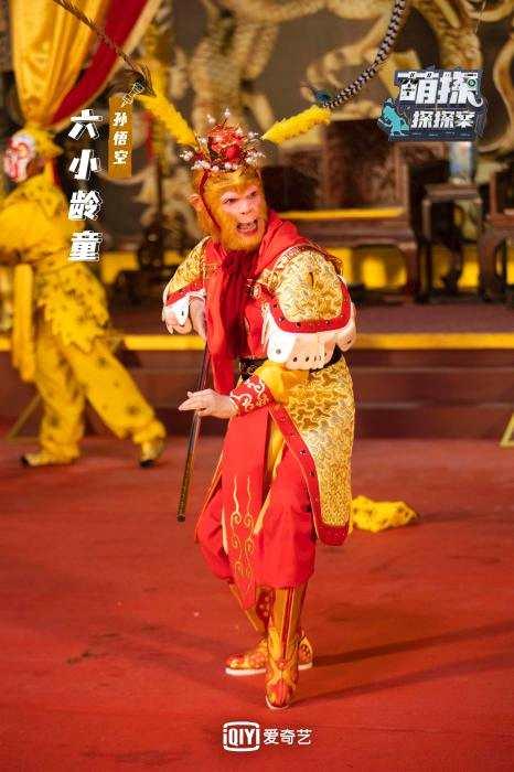 六小龄童再扮美猴王 马德华上妆超3小时还原猪八戒