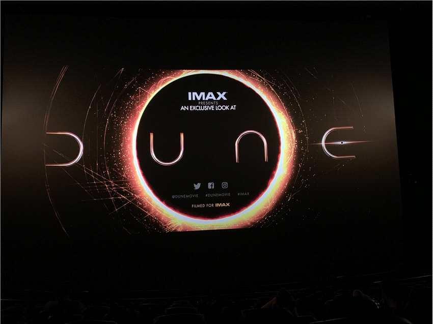 摩臣2平台试映活动显示电影《沙丘》全称为《沙丘:第一部》