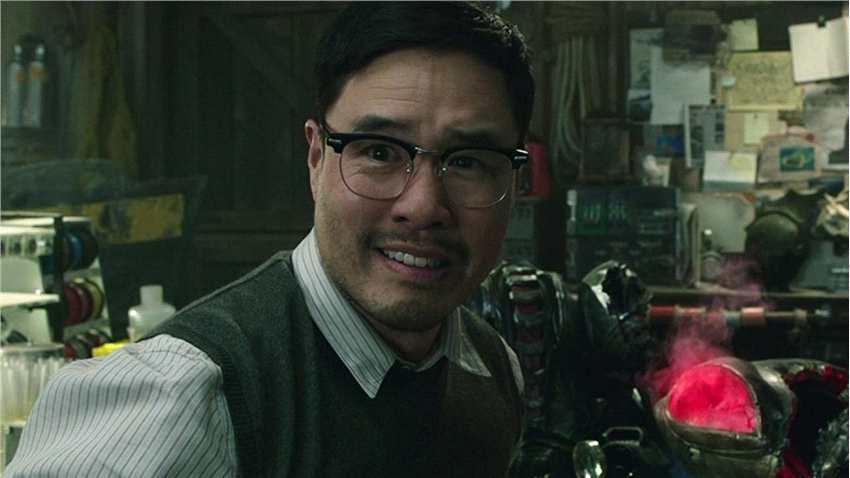 DC《海王2》增加新卡司 兰道尔朴回归演沈博士