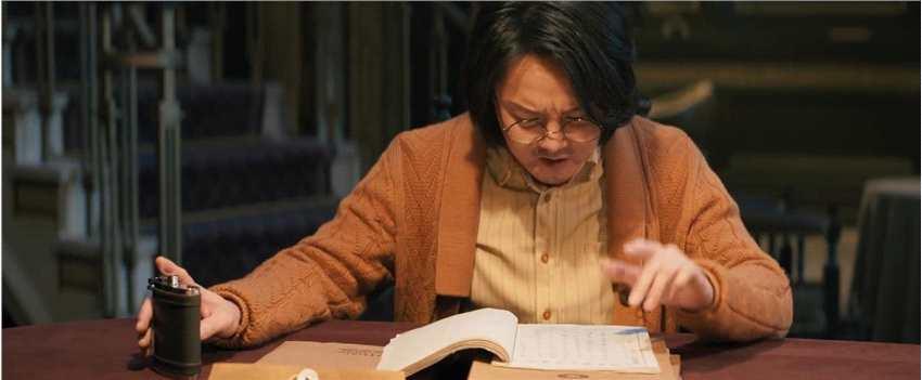 摩臣2平台韩寒监制悬疑片《扬名立万》新预告 民国上海谋杀案
