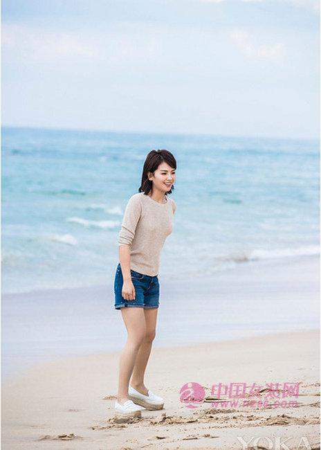 《欢乐颂2》刘涛时尚来势凶猛 八套造型诠释度假风