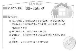 以房養老試水南京 65歲大爺500萬的房子每月領15155