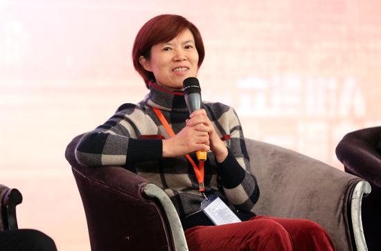 张海兰:学生创新创业应结合本校特色