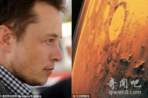火星殖民很危险 SpaceX火星旅游计划会出人命