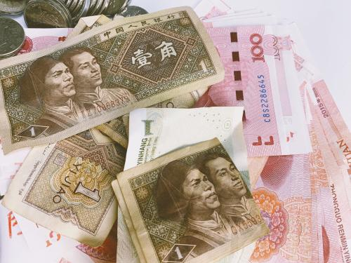 人民幣全球外儲占比創新高 外資持續增配中國資產