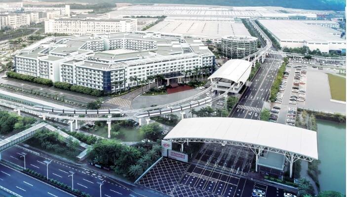 比亞迪股份(01211.HK)上半年純利增逾兩倍    新能源汽車業務收入占比增至42.41%