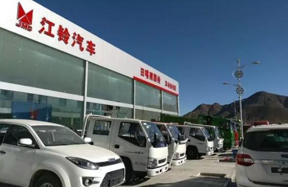 江铃汽车发布首季预增公告 净利润同比增长174.24%