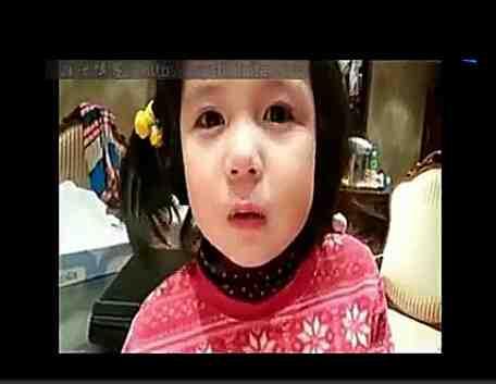 L5112史上最全萌宝宝搞笑道歉视频