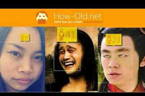 各种奇葩玩坏测年龄网站!