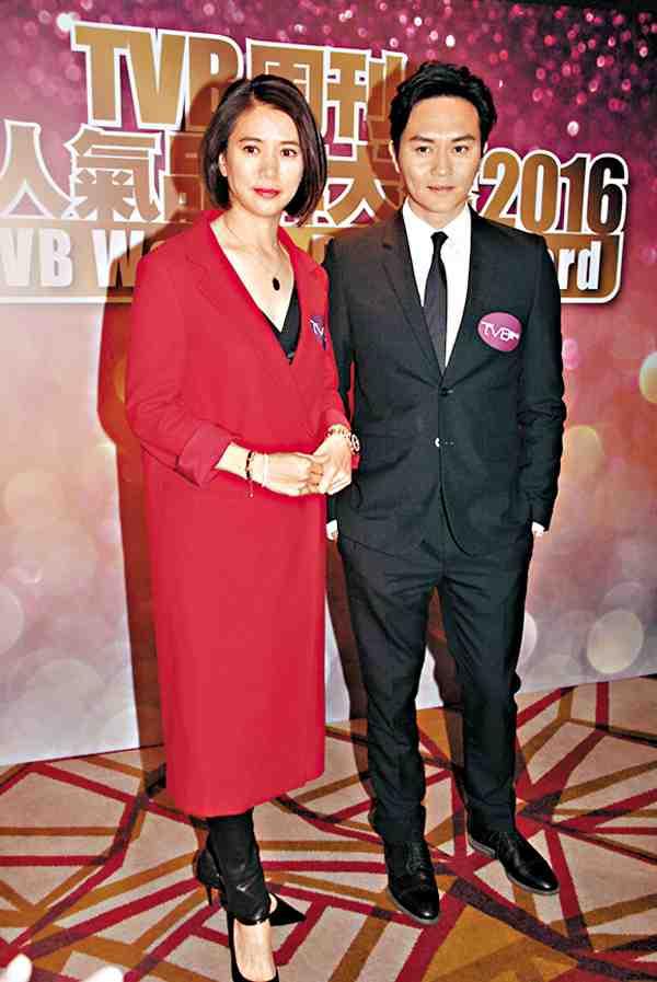 袁咏仪支持好友梁小冰 称退出港姐组织没什么大不了