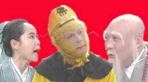 许仙法海闹离婚,孙悟空卖口罩