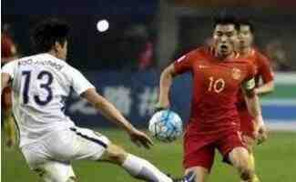 国足赢了   韩国队不仅输掉了比赛还输了气度