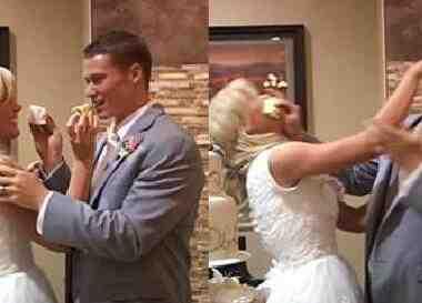 说好的相亲相爱呢 婚礼失误出糗搞笑集锦
