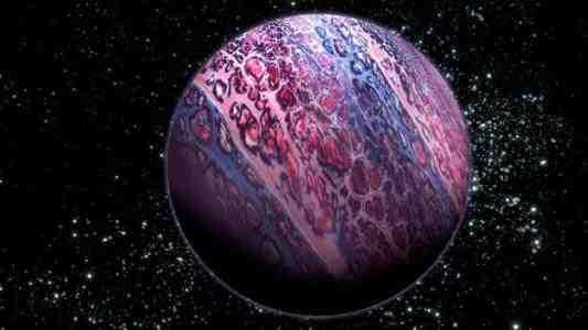 流浪行星是怎么形成的  流浪行星的形成过程
