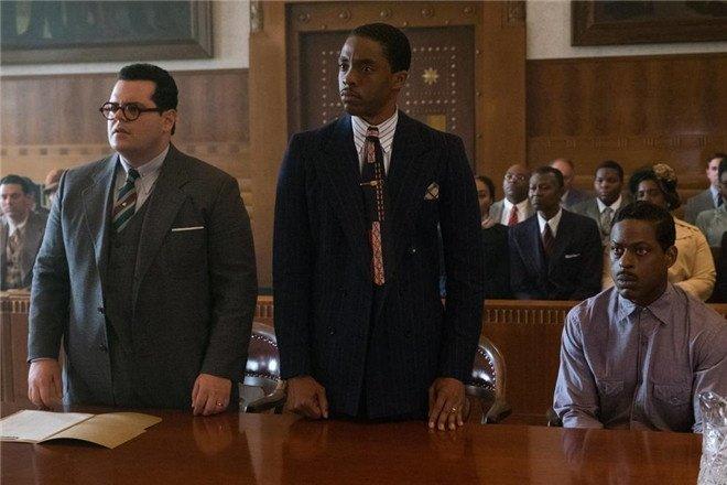 《马歇尔》——黑人律师成长史 推翻种族隔离