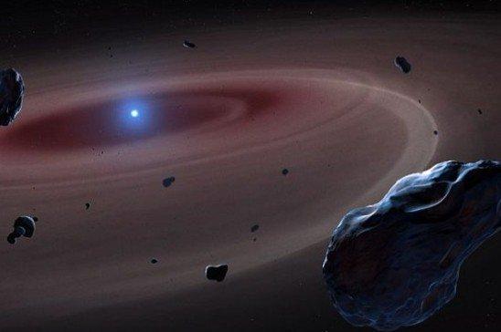 """白矮星是银河系潜藏着的""""定时炸弹"""""""