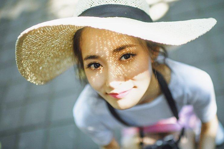柴碧云巴厘岛写真 笑容甜美