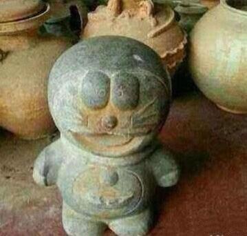 清朝时期的机器猫