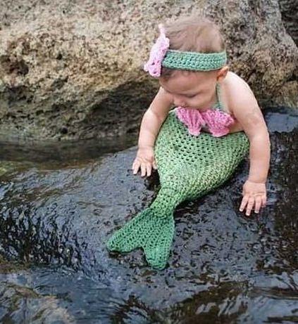 我是一条小小的美人鱼