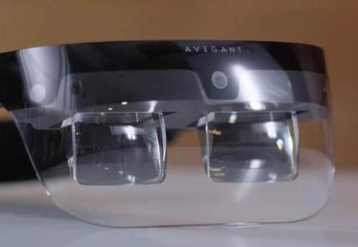 "Avegant抢先Magic leap 推出""光场显示""技术的显示设备"