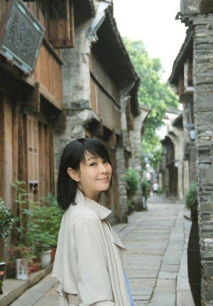 阔别七年再次代言 刘若英:回乌镇像是回家