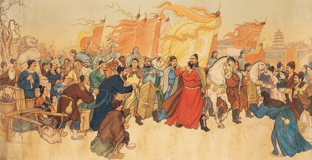 """反叛了旧主, 拆了长安城!他是""""三百年唐王朝""""的终结者!"""