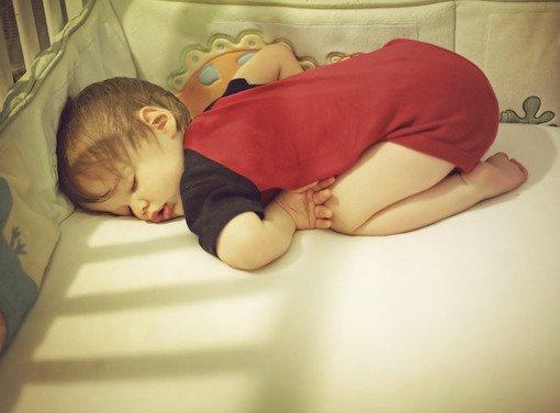 我是这样睡觉的,请勿模仿