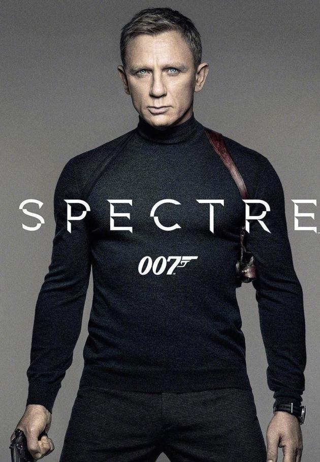 第二十五部007电影正式定档 主演导演尚未确定