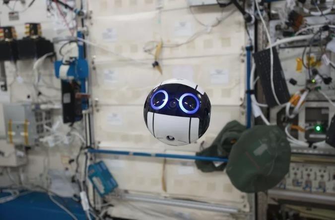 那些国际空间站的机器人 有的只有单程票