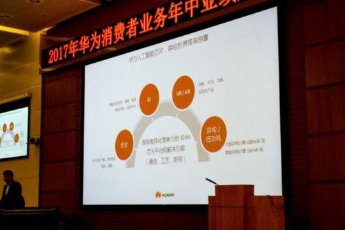 华为9月将公布专为人工智能AI设计的芯片 尚未透漏AI芯片特性以及面向对象