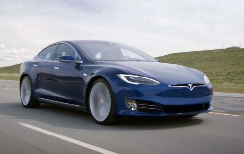 特斯拉电动汽车创记录 一次充电行驶1078公里