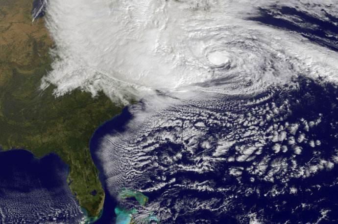 什么是桑迪飓风 桑迪飓风的影响