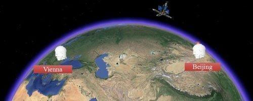 中国将与欧洲开展洲际量子密钥分发