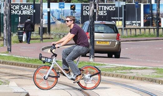共享单车出海遇水土不服 有投资者称美英市场无前途