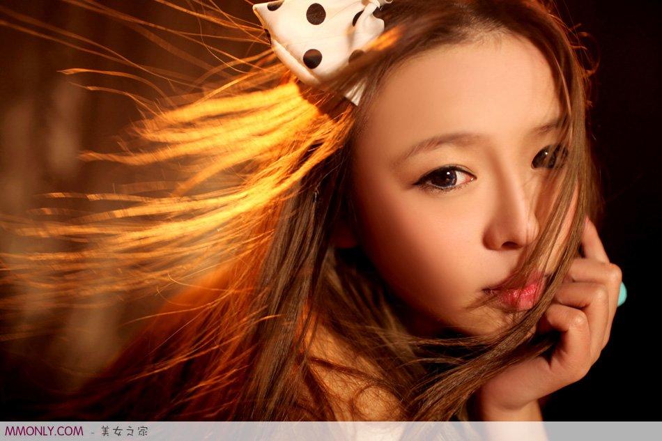 裴紫绮舞台唯美公主高清写真
