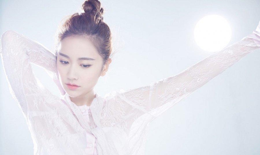 李春嫒唯美写真 清纯甜美
